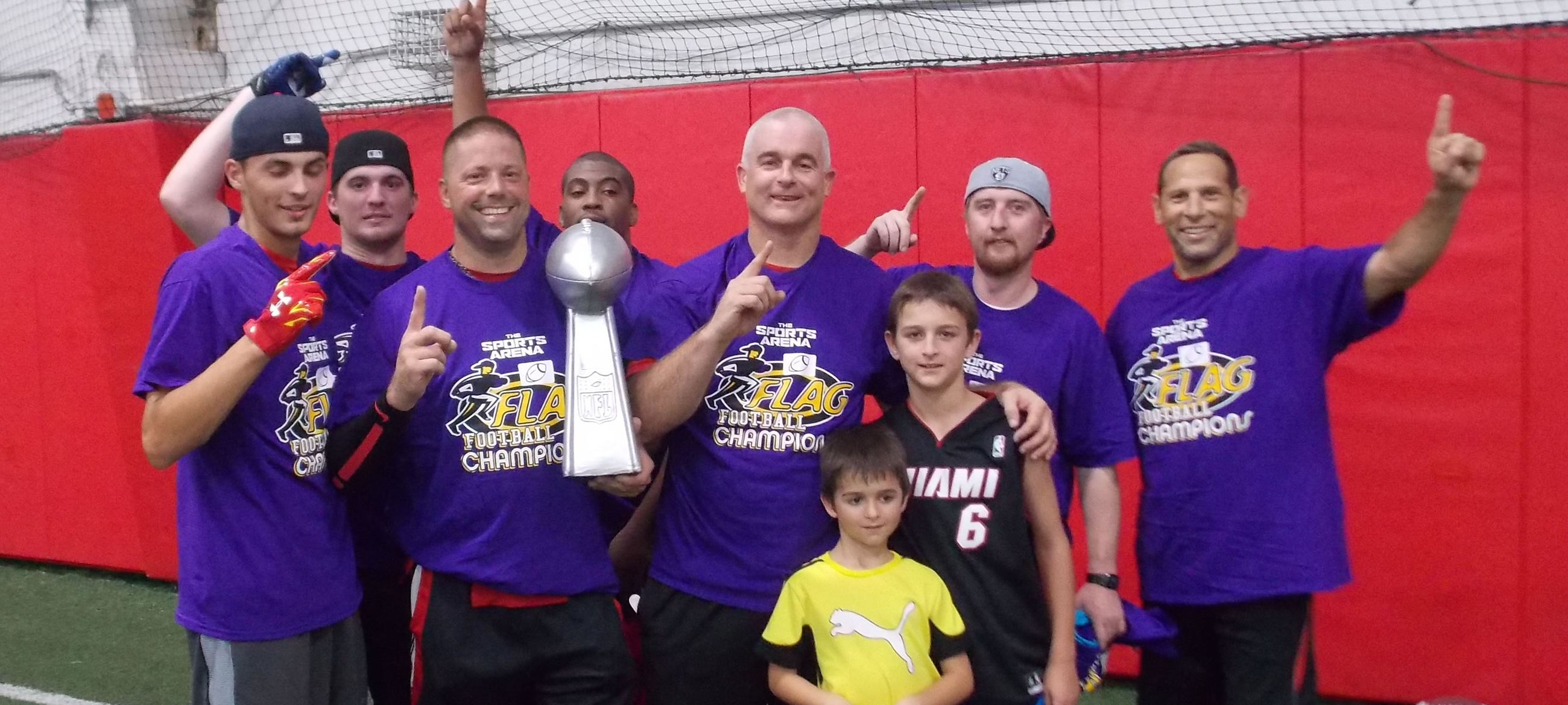 Long Island Adult Flag Football League