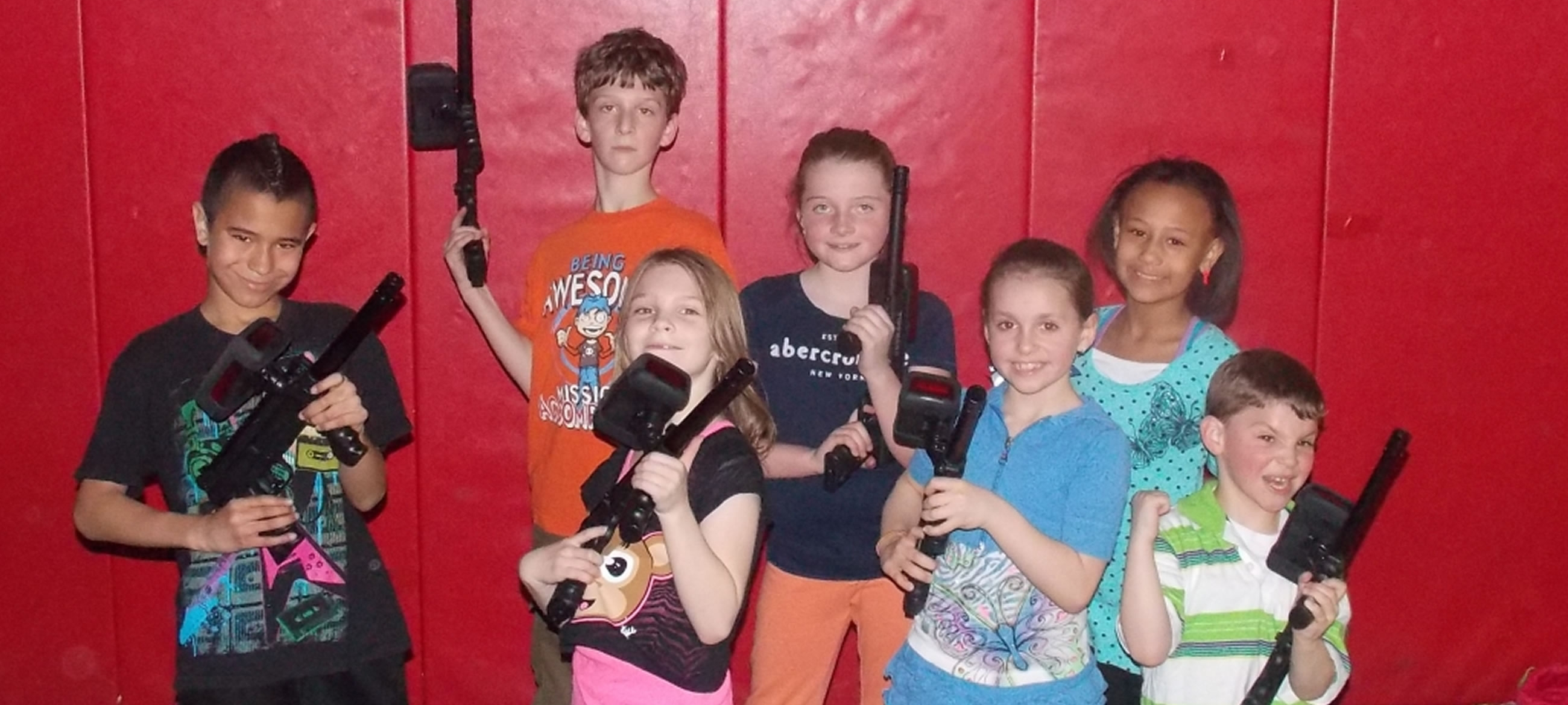 Laser Tag Birthday Parties Long Island