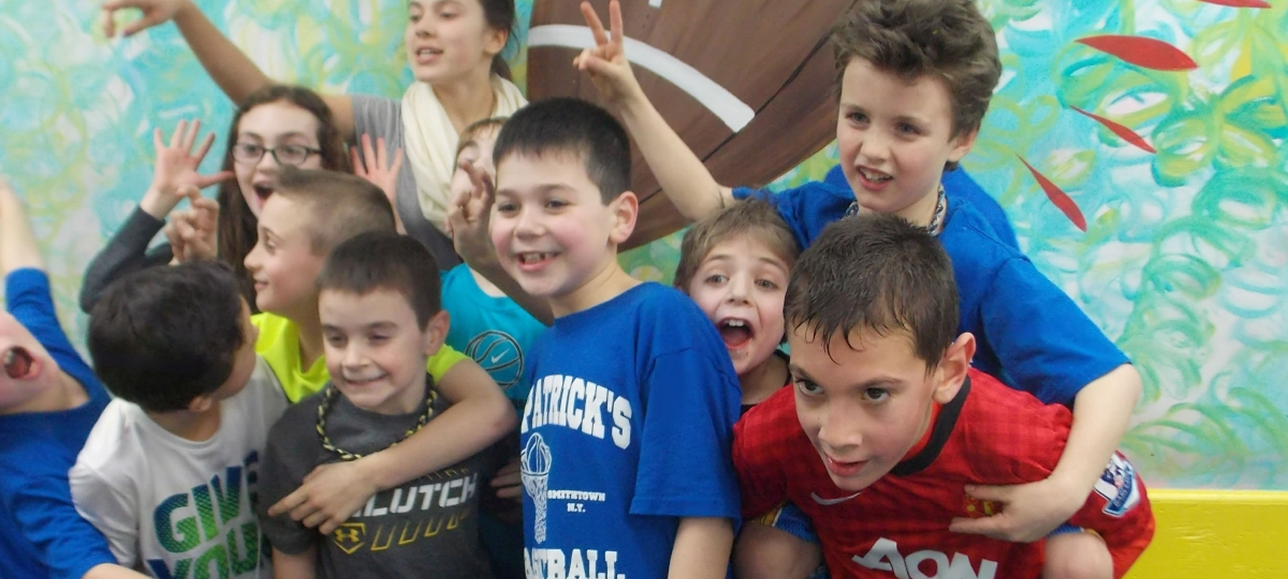 Long Island Sports Birthday Parties