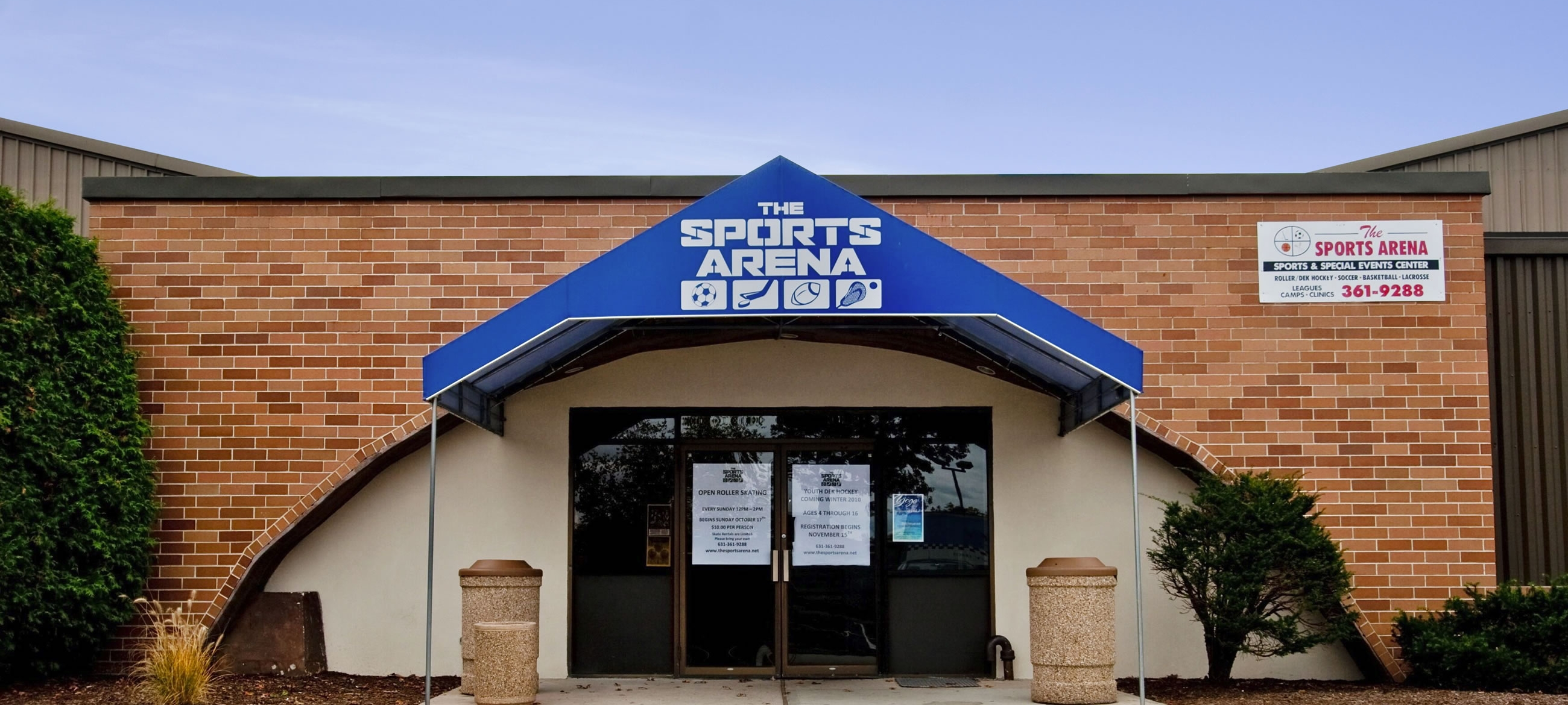 The Sports Arena - Long Island Indoor Sports Complex, St. James, NY