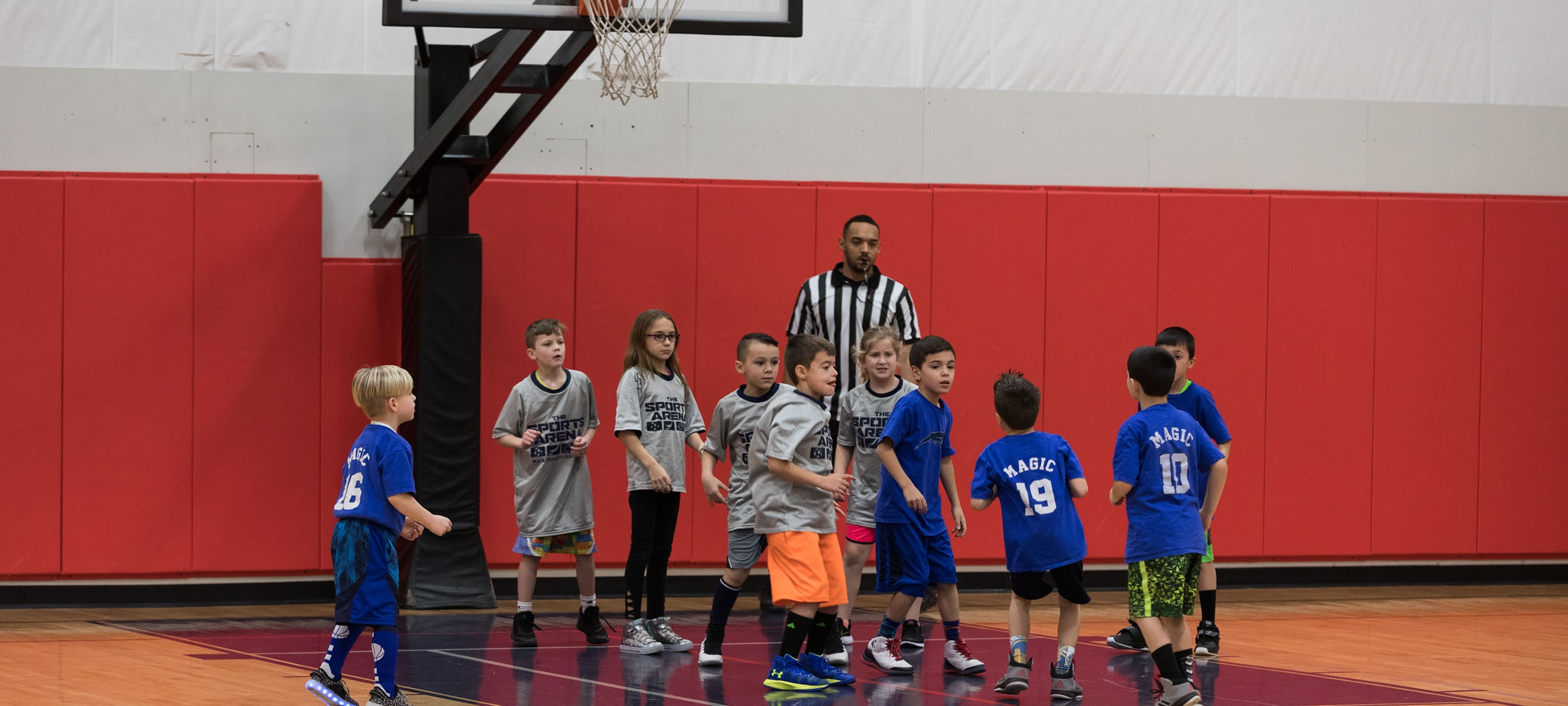 Long Island Youth Basketball League